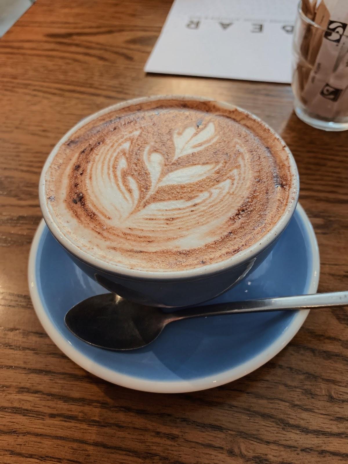 Coffee, BEAR Derby, BEAR Cafe, BEAR Coffee Shop, Coffee Shops Derby, Derbyshire Coffee Shops, Where To Eat in Derby, Derbyshire Delights,