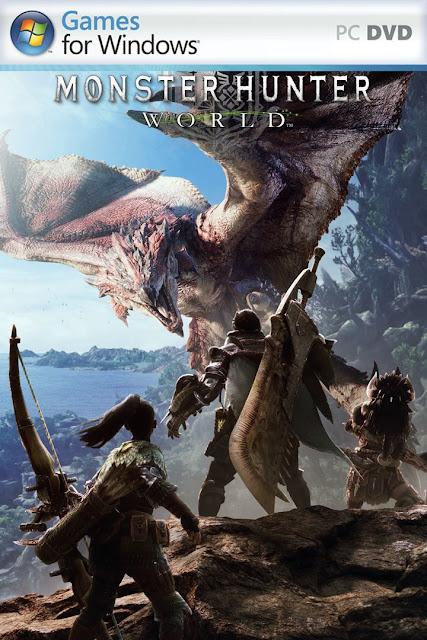 Monster Hunter World PC Cover