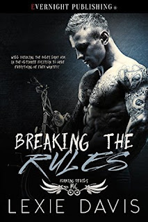 Breaking the Rules by Lexie Davis