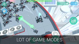 CyberSphere Mod