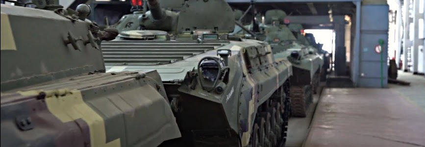 Проморолик Жимотирського бронетанкового заводу