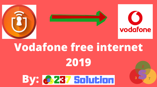 New Vodafone free internet cheat with Anonytun October 2019
