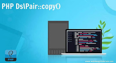 PHP Ds\Pair::copy() Function