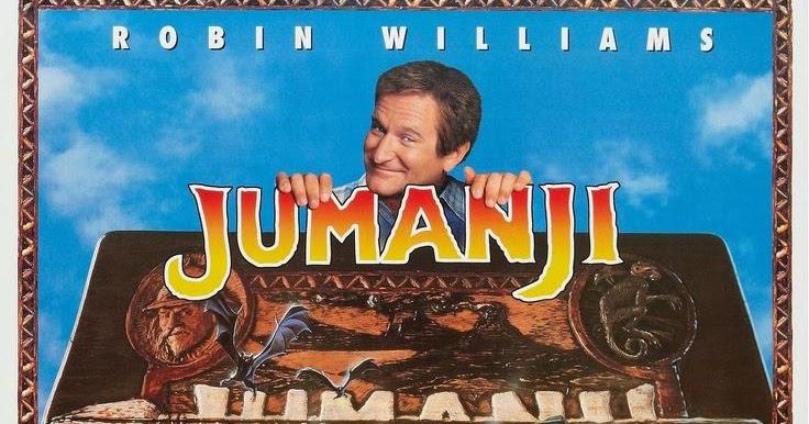 """1995 Movie Posters: Movie Review: """"Jumanji"""" (1995)"""