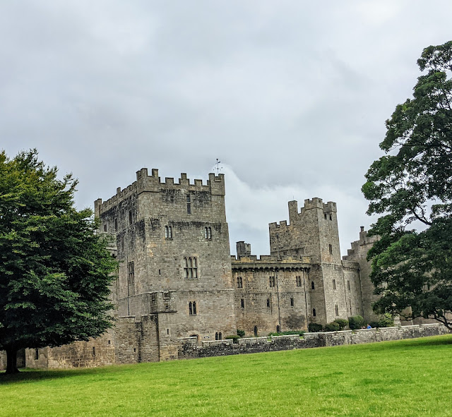 A Visitor's Guide to Raby Castle, Deer Park & Gardens