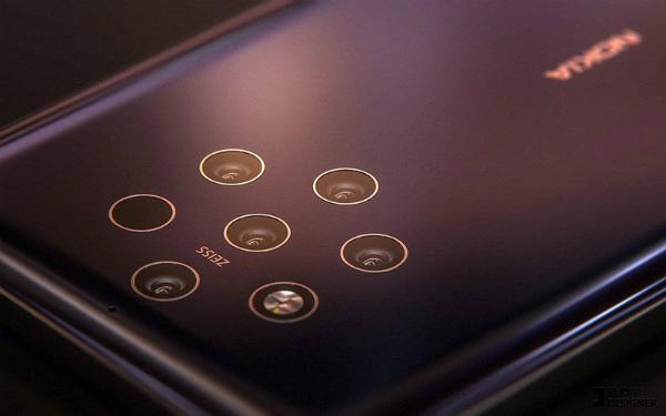 نوكيا تحدد موعد إطلاق هاتفها ذو الكاميرا الخماسية