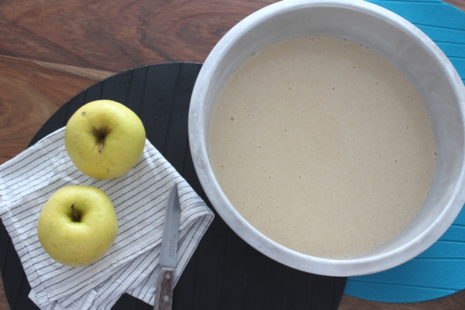 tarta-manzana-base-bizcocho-agenda de mama