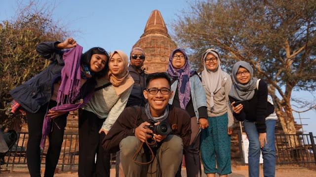 Sharecost Backpacker Myanmar Thailand