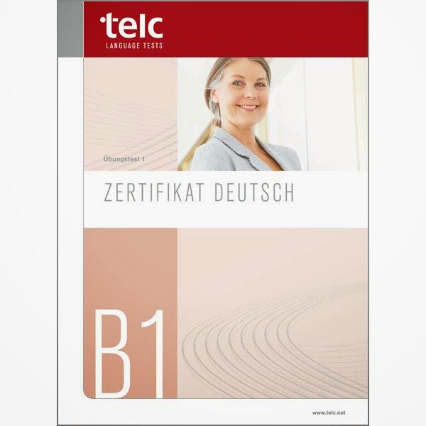 Deutsch Lernen Telc Zertifikat B1 Pdfcd