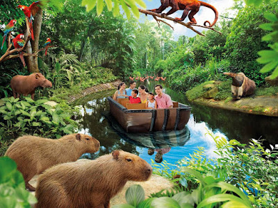River Safari -tripswheel