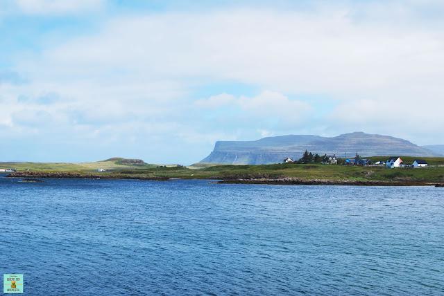 Loch Scridain, isla de Mull (Escocia)