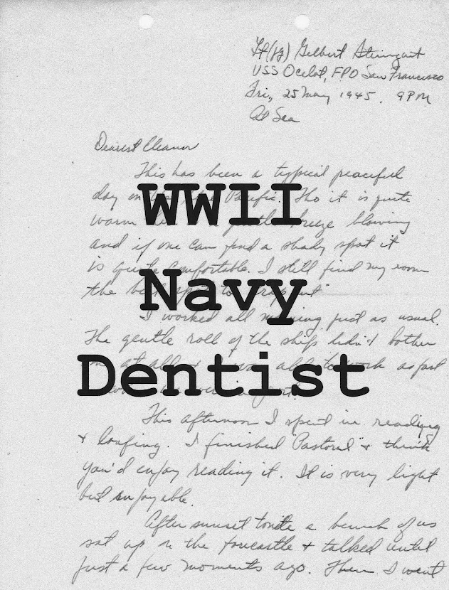 WWII Navy Dentist