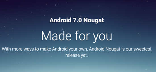 android 7.0 nougat free