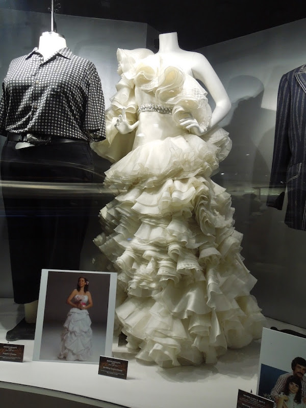Maya Rudolph Bridesmaids Lady St Petsios JuJu wedding dress
