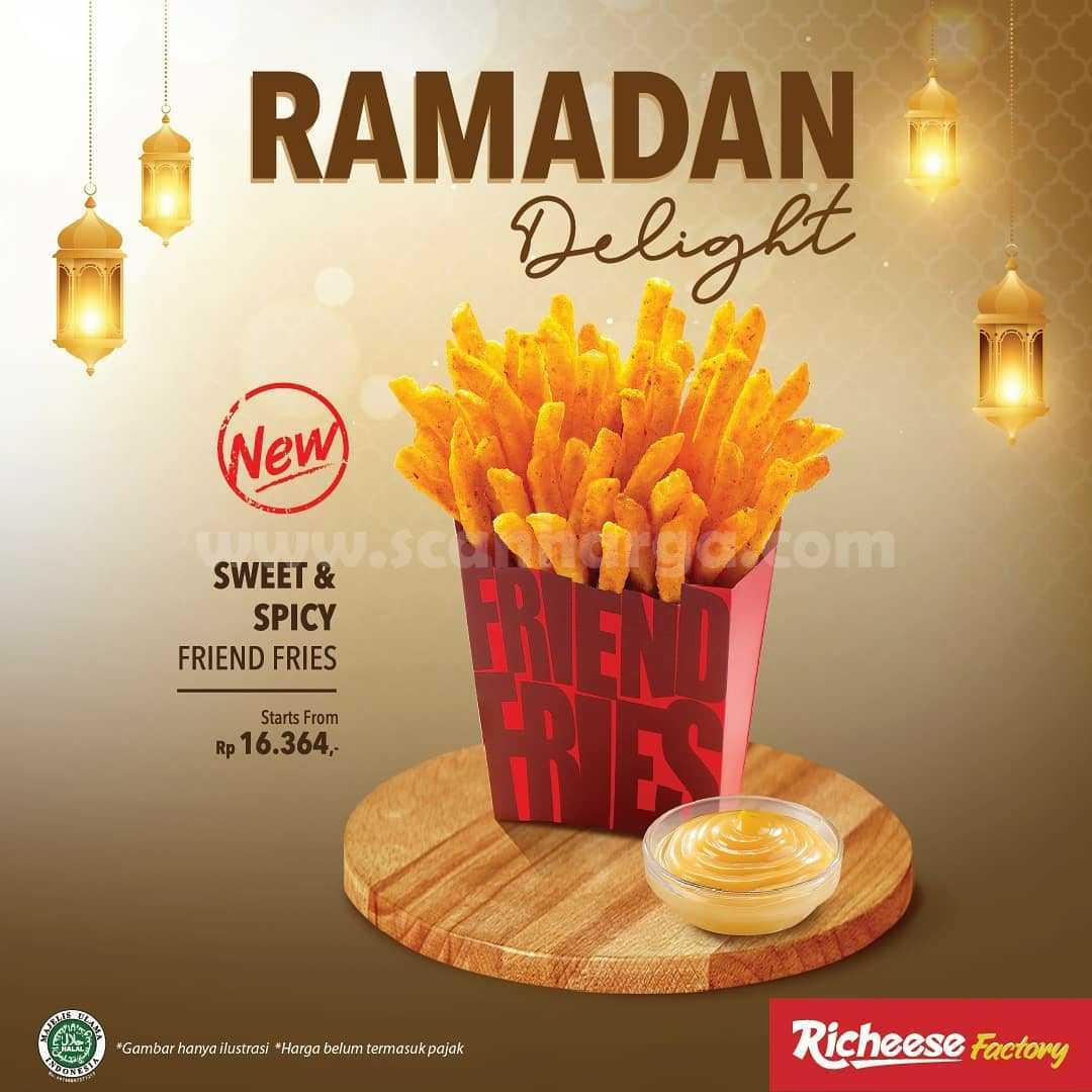 Richeese Factory Promo Ramadan Delight