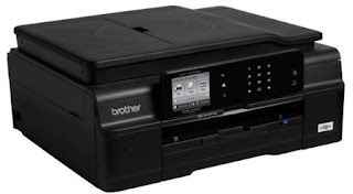 Brother MFC-J870DW Wireless Color Inkjet Printer Driver Download, Manual And Setup