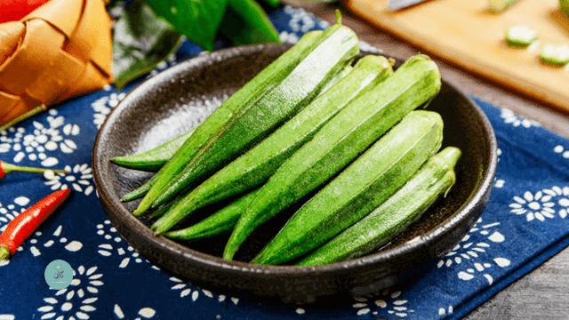 خضرة بامية الفوائد الصحية