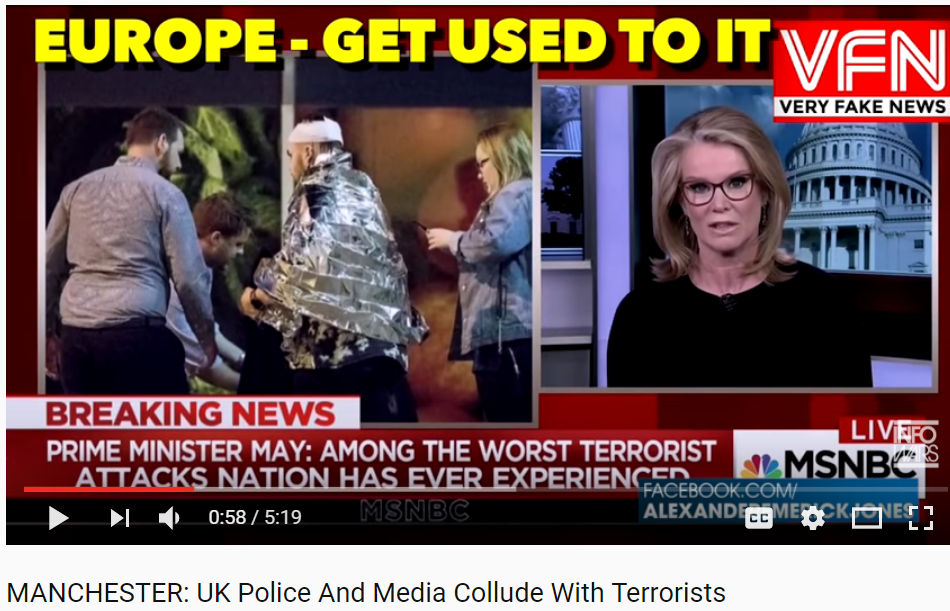 terrorism and the mass media after – the mass media promoted the war on terrorism – especially after the 9/11 attacks by stressing fear and an uncertain future, although there was a several decade context of anti-arab propaganda (adams, 1981.