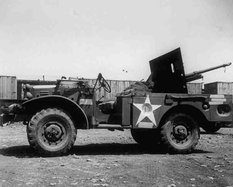 Batallones De Destructores De Tanques Usa Tank Destroyer