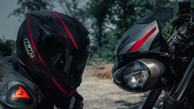 Papel de Parede Motoqueiro e Moto