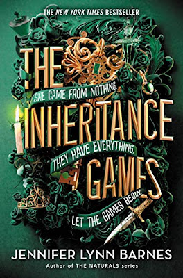 Front cover of The Inheritance Games