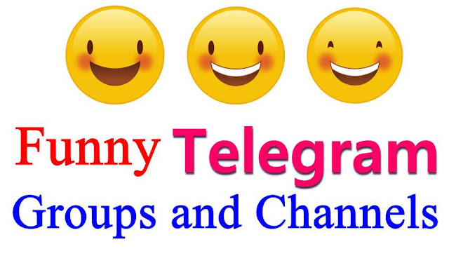 Funny Telegram Channels Link 2020