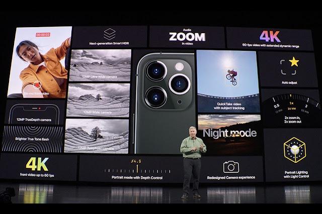 """Đánh giá iPhone 11, iPhone 11 Pro, iPhone 11 Pro Max: Mọi thứ đều """"khủng"""" 14"""