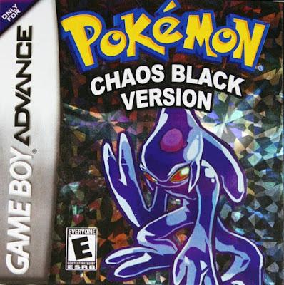 Pokemon Chaos Black GBA ROM Download