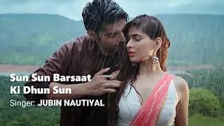 Barsaat Ki Dhun Song Lyrics - Image2 - Jubin Nautiyal - Ft. Gurmeet Choudhary, Karishma Sharma