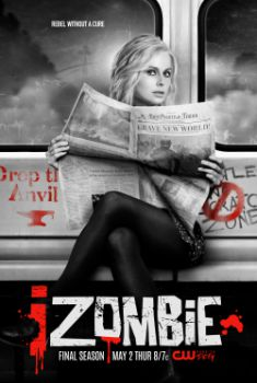 iZombie 5ª Temporada Torrent &#8211; WEB-DL 720p/1080p Legendado<