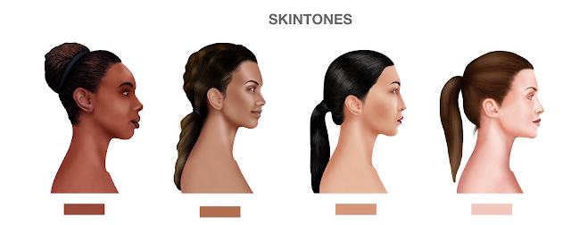 Skintones