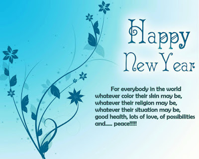 Happy new year images with message