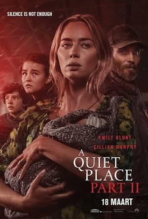 Un lugar en silencio: Parte II 2021 WEB-DL 1080p Latino