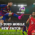 PES 2020 Mobile New Patch Android Original Logos and Kits - Best Graphics