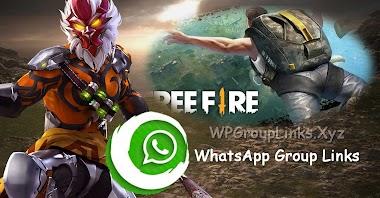 Free Fire WhatsApp Group Link➤ Malayalam, Telugu, Indian & Hack (Update 2020)