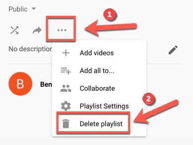 Cara Membuat Playlist di Youtube