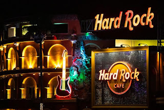 Cultural Icon Hard Rock Africa