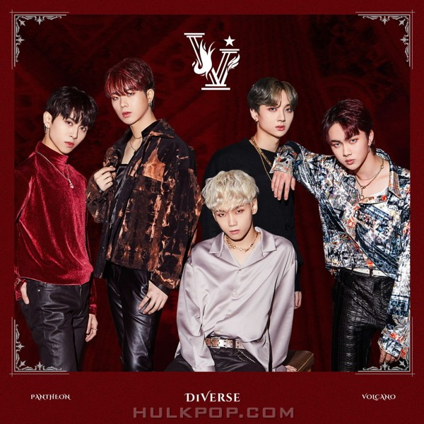 D1Verse – PANTHEON : VOLCANO – Single  (FLAC)