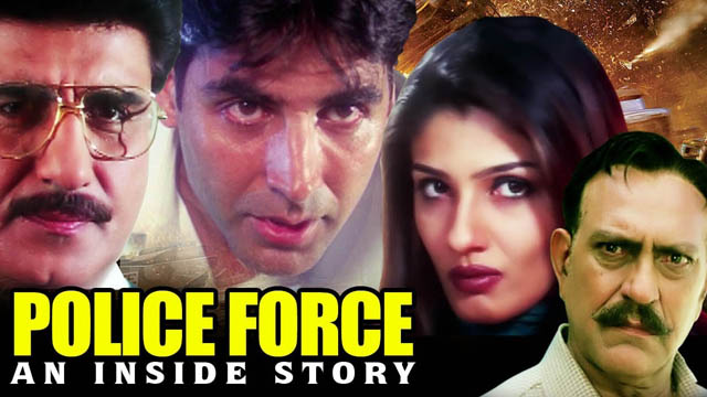 Police Force: An Inside Story (2004) Hindi Movie 720p BluRay Download