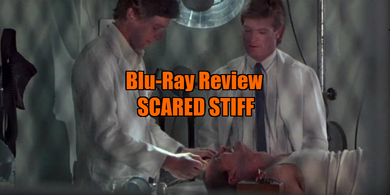 scared stiff review