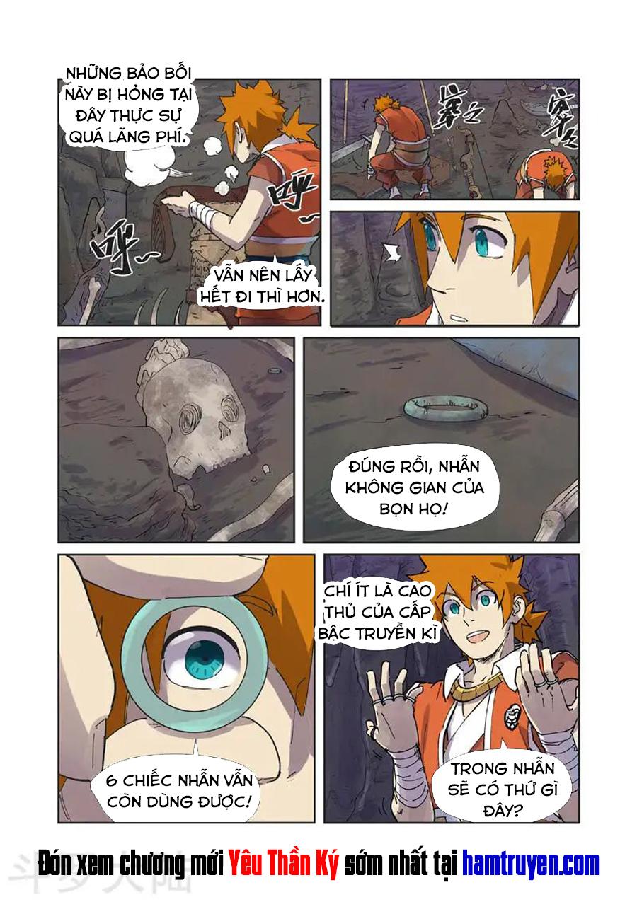 Yêu Thần Ký Chap 2225 page 11