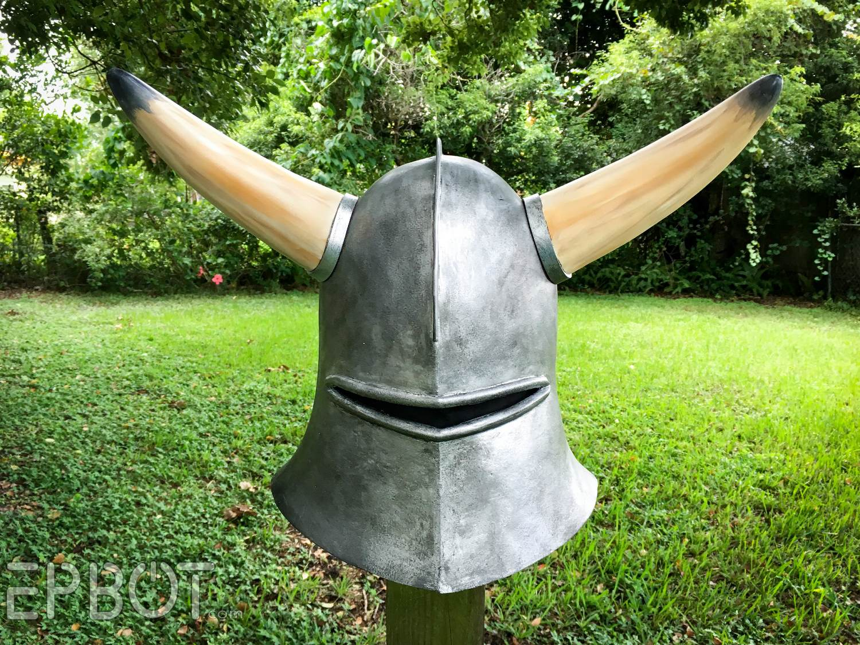 epbot the knights who say ni free helmet templates