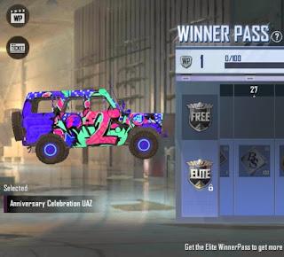 Pubg lite winner pass