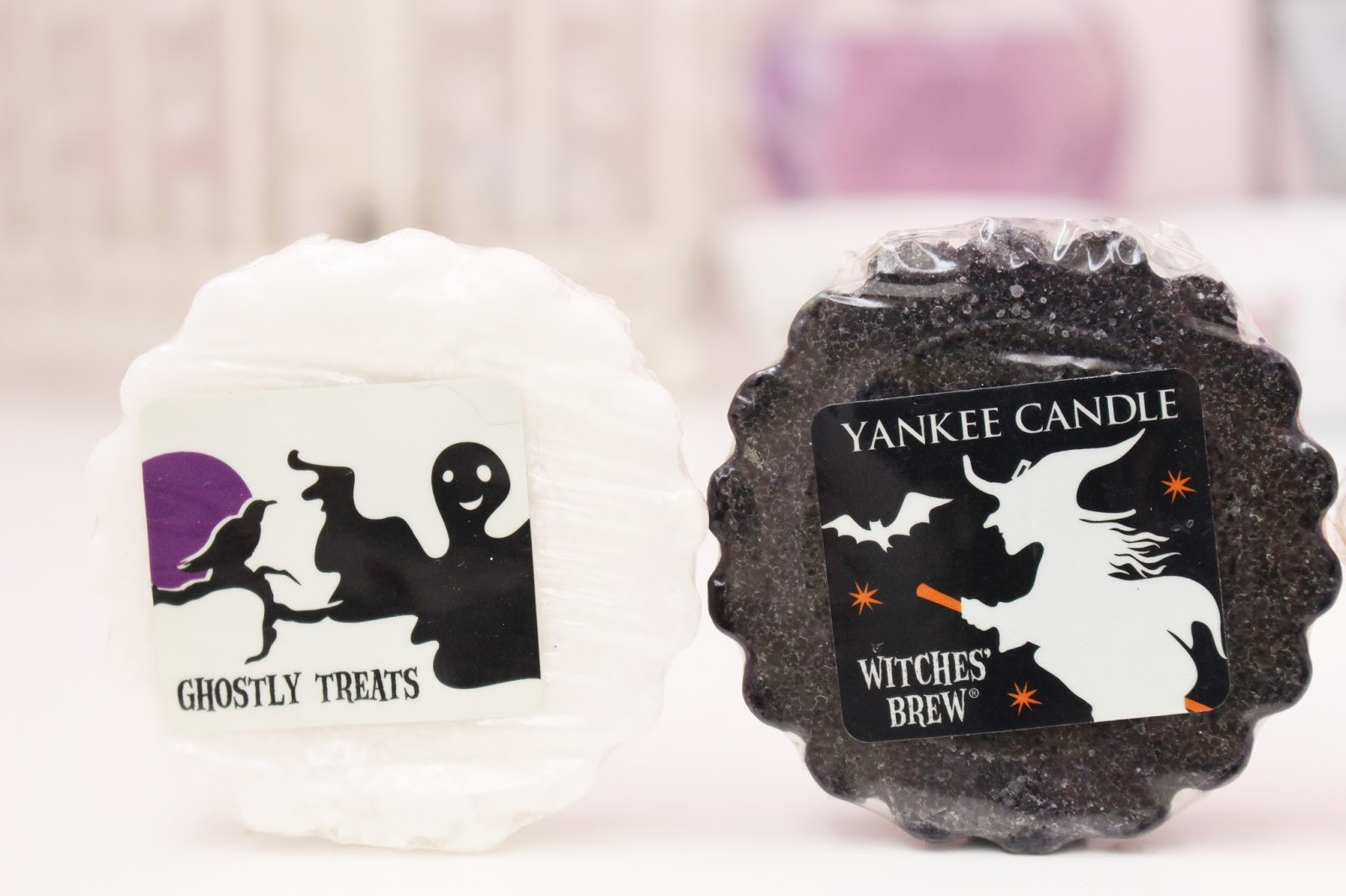Yankee Candle Ghostly Treats and Witches Brew Review
