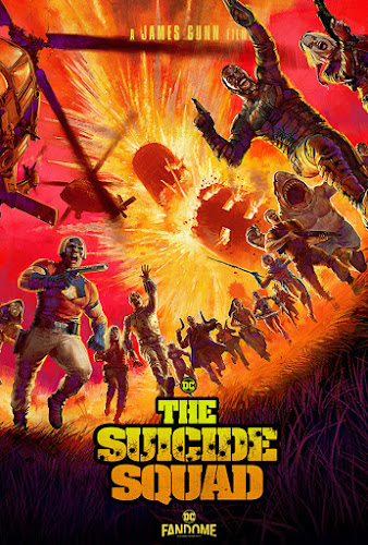 The Suicide Squad (Web-DL 4K UHD Dual Latino / Ingles) (2021)