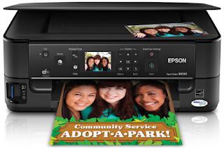 Epson stylus nx530 Wireless Printer Setup, Software & Driver