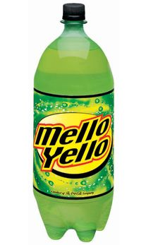 Inspired By:  Mello Yello (Patchwork Refresher)
