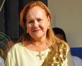 Confira mensagem a mulher de Guarabira da ex-prefeita Fatima Paulino