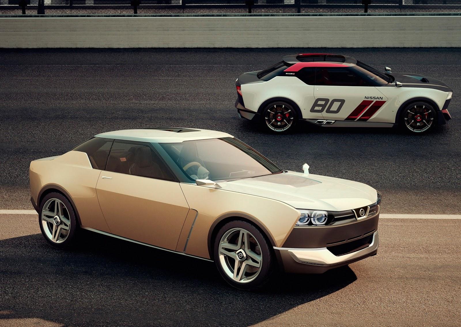 nissan concept Νέο σύστημα σχεδιασμού αυτοκινήτων απο την Nissan