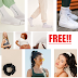Free Pair of Women's Underwear, Socks or 2 Free Hair Scrunchies + Free Shipping
